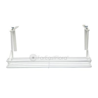 #15 Balcony Rack (White)