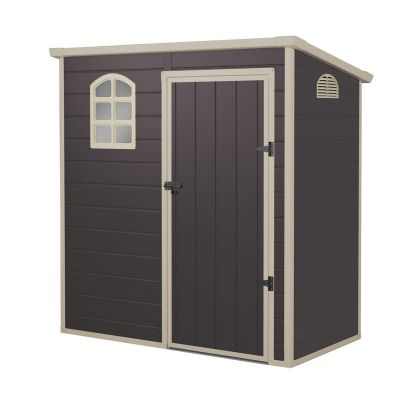 Beck-A Plastic Shed 2.12m² (W191xD111xH194.5cm)