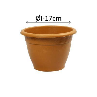 Campana Pot (17cm)