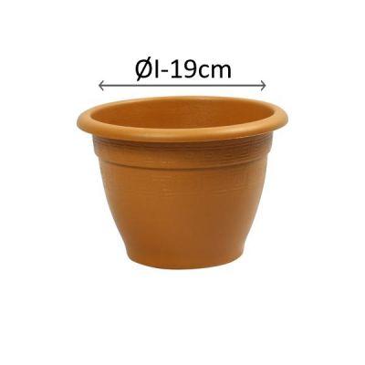 Campana Pot (19cm)