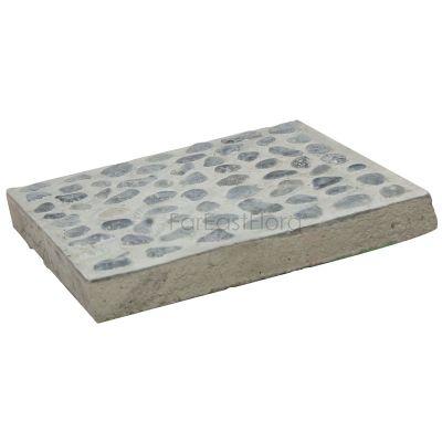 Cement Slab Big Pebbles 1x1ft (30x30cm)