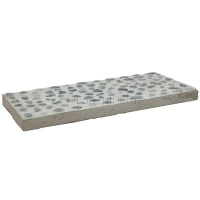 Cement Slab Big Pebbles 2x1ft (60x30cm)