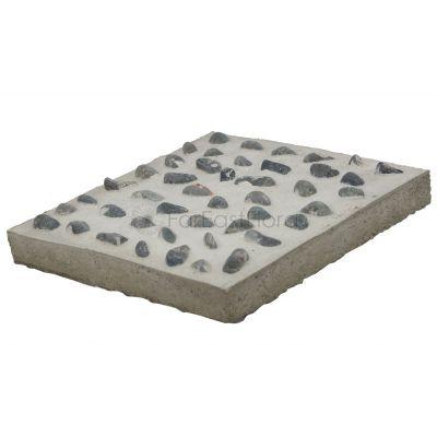 Cement Slab Massage Pebbles 1x1ft (30x30cm)
