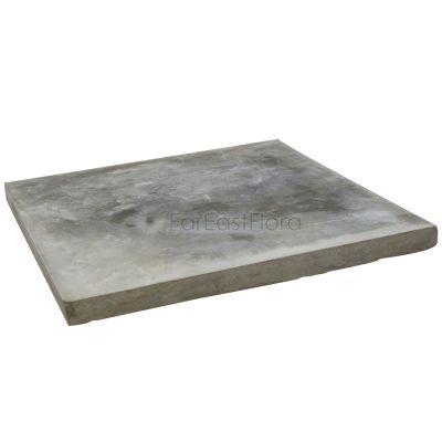 """Cement Slab Plain 20""""x20"""" (50x50cm)"""