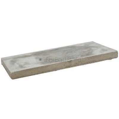 Cement Slab Plain 2x1ft (60x30cm)