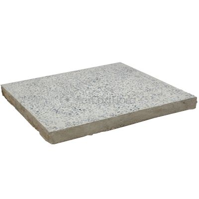 "Cement Slab Small Pebbles 20""x20"" (50x50cm)"