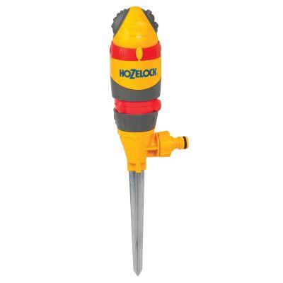 Hozelock 2335 Spike 2-in-1 Gear Drive Sprinkler Pro (314m2)