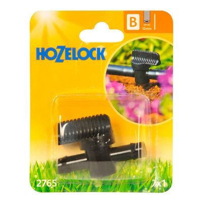 Hozelock 2765 Flow Control Valve 13mm