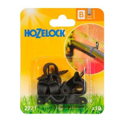 Hozelock 2771 Wall Clip 13mm (10s)