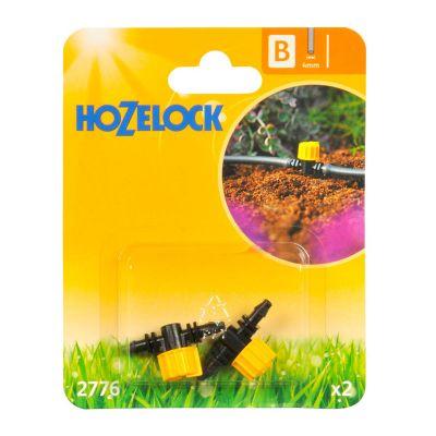 Hozelock 2776 Flow Control Valve 4mm (2s)
