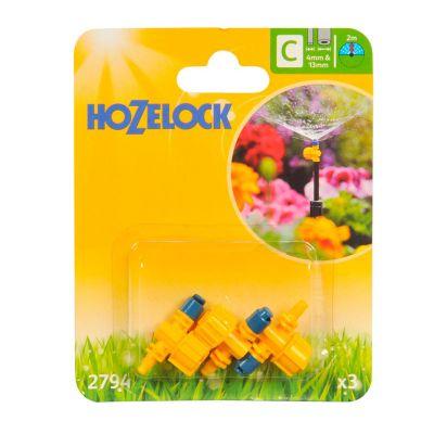 Hozelock 2794 Microjet 180° Adjustable (3s)