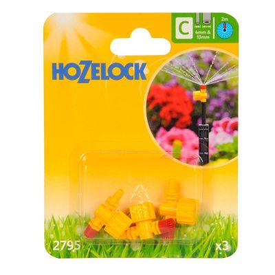 Hozelock 2795 Microjet 360° Adjustable (3s)