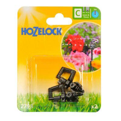 Hozelock 2798 Mini Sprinkler 360° (2s)