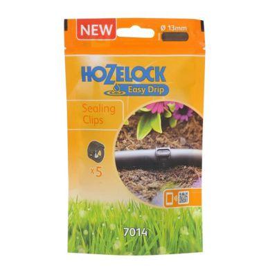 Hozelock 7014 Blanking Plugs for 13mm Flexible Hole (5s)