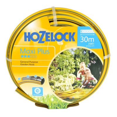 Hozelock 7230-Y Maxi-Plus Yellow Hose (30M)