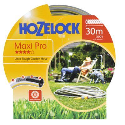 Hozelock 7330-S Maxi-Pro Silver Hose (30M)