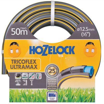 Hozelock 7950-S Ultramax Silver Hose (50M)