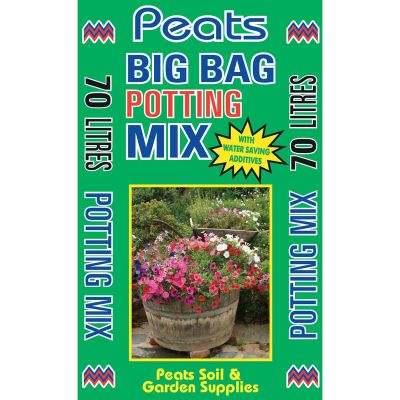 Peats Big Bag Potting Mix (70L)