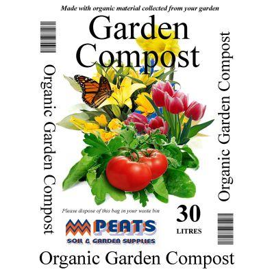 Peats Garden Compost (30L)