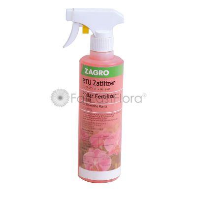 Zagro RTU Zatilizer Foliar Fertilizer - For Flowering Plants (500ml)