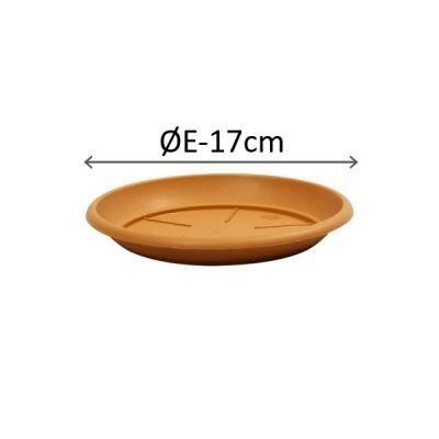 Siena Saucer (17cm)