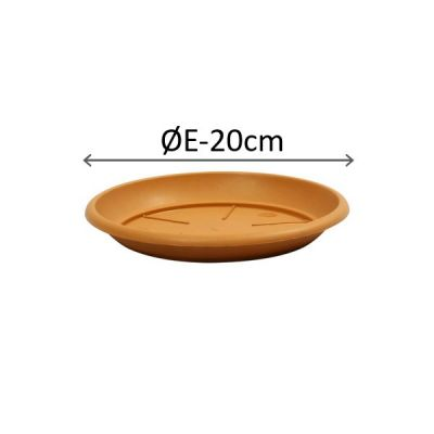Siena Saucer (20cm)