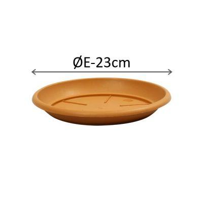 Siena Saucer (23cm)