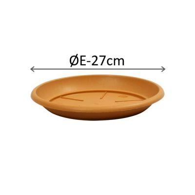Siena Saucer (27cm)
