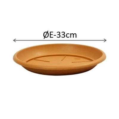 Siena Saucer (33cm)