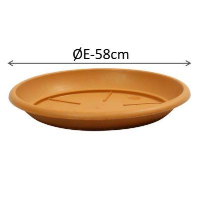 Siena Saucer (58cm)