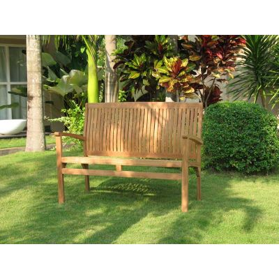 TGF-150B Bali Bench W150 (W150xD49xH92cm)