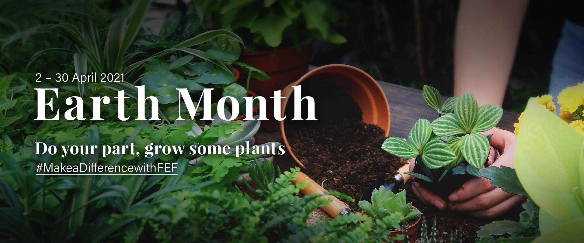 Earth Month 2021