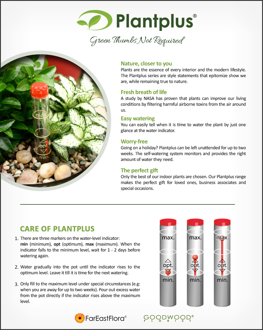 Plantplus care